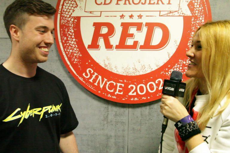 Cyberpunk 2077: Intervista a Max Pears di CD Projekt Red