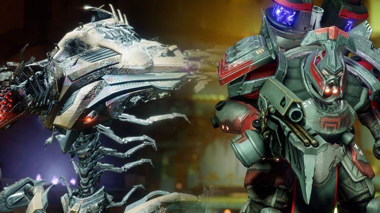 Destiny 2, l'aggiornamento 1 2 3 è disponibile per il