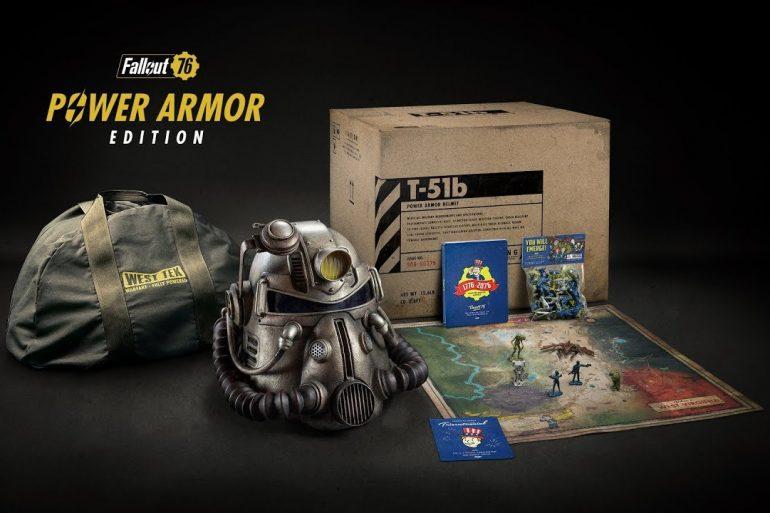 Fallout 76 - Edizione Armatura Leggendaria