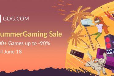 GOG Summer Sale