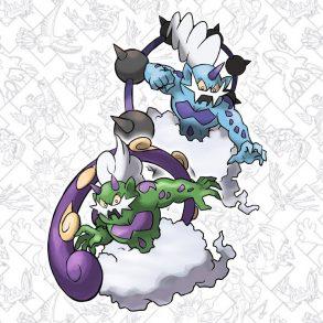 Pokémon Ultrasole, Pokémon Ultraluna, Pokémon Sole o Pokémon Luna - Thundurus o Tornadus