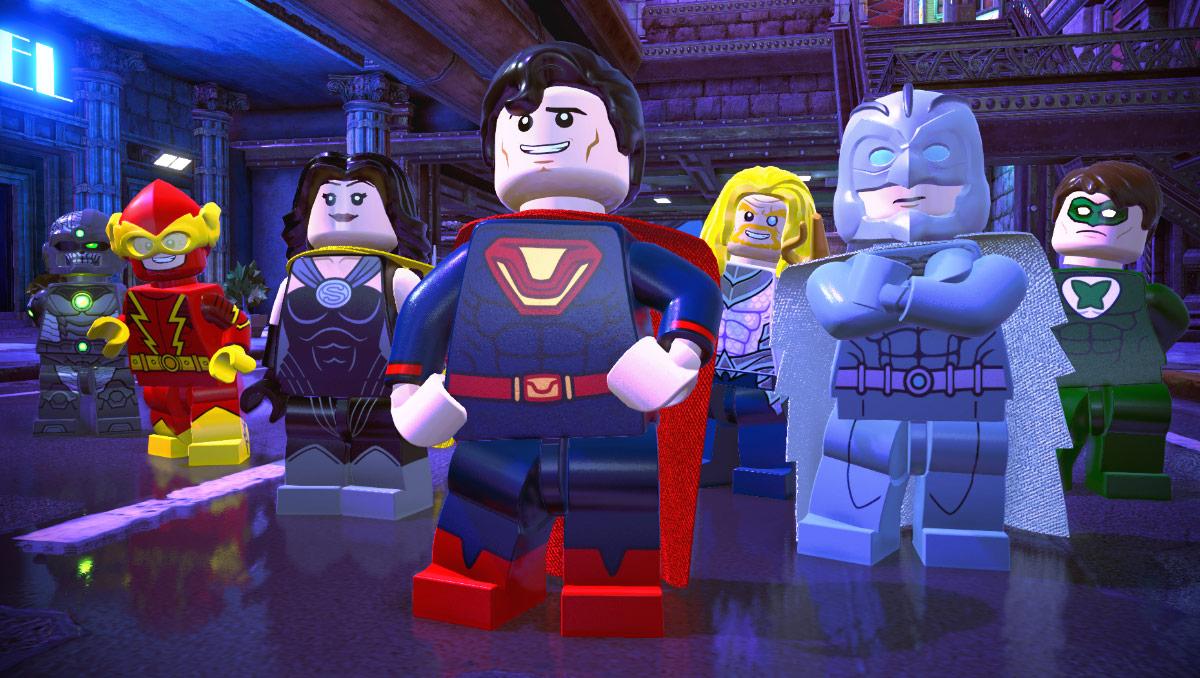 LEGO DC Supercriminali