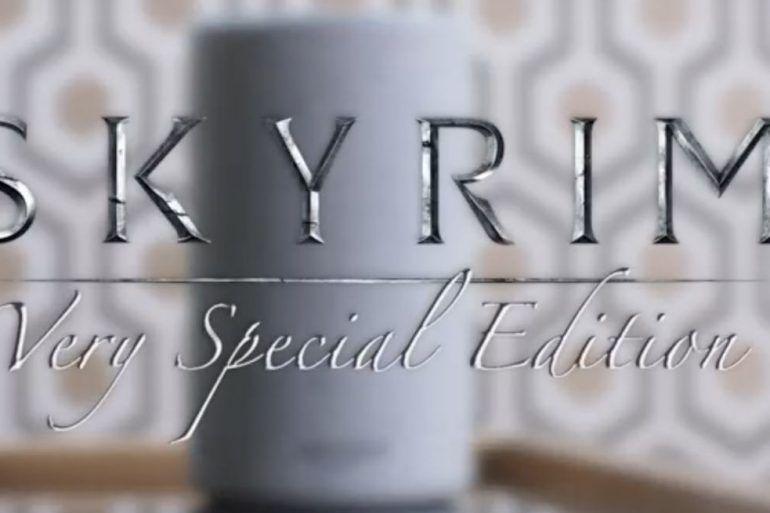 Skyrim Very Special Edition