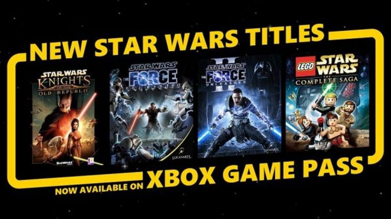 Star Wars - Xbox Game Pass