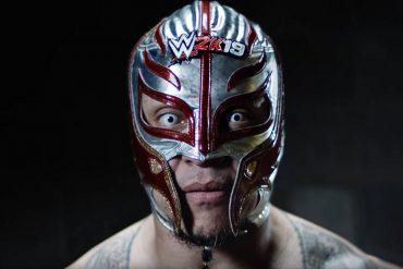WWE 2K19 Rey Mysterio