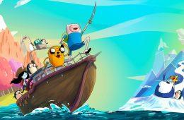 Adventure Time: I Pirati dell'Enchiridion