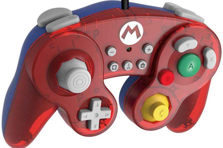 Hori - Gamecube controller per Nintendo Switch