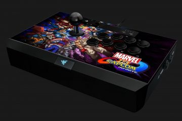 Razer Marvel vs Capcom Infinite