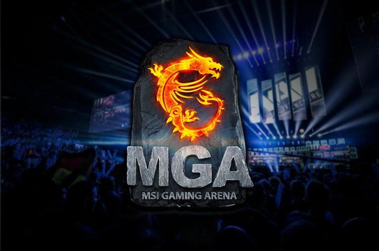 MSI Gaming Arena