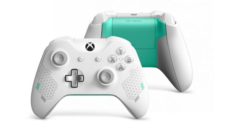Xbox One - Sport White Controller