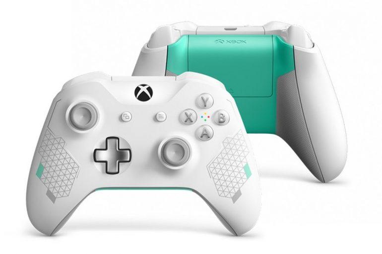 Xbox One - Sport White Controller