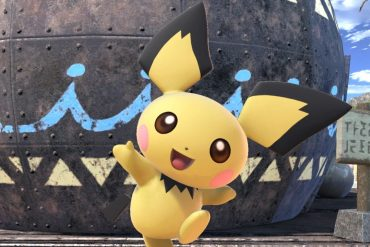 Super Smash Bros. Ultimate - Pichu