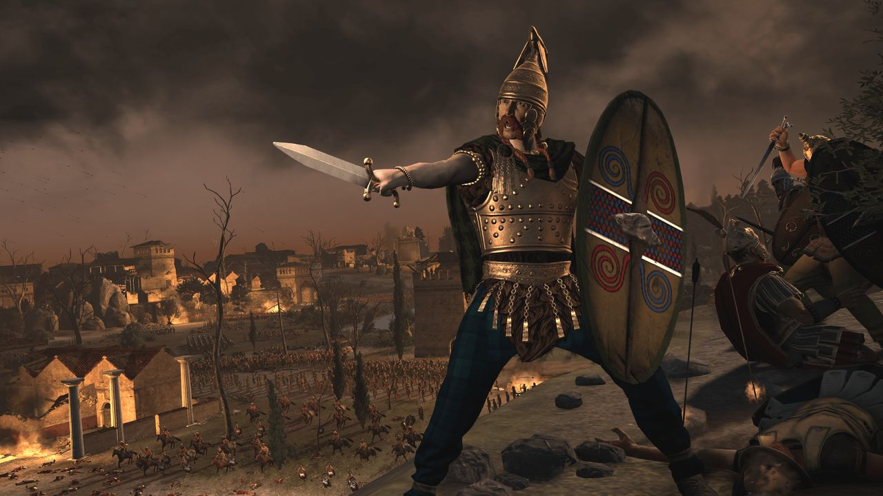 Total War: ROME II - Rise of Republic