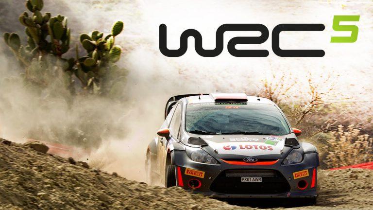 WRC 5 - World Rally Championship 5