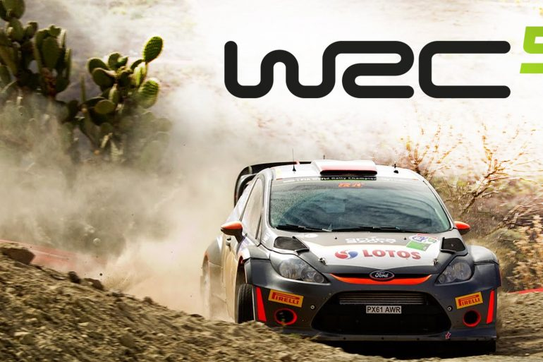 WRC 5 - World Rally Championship 5