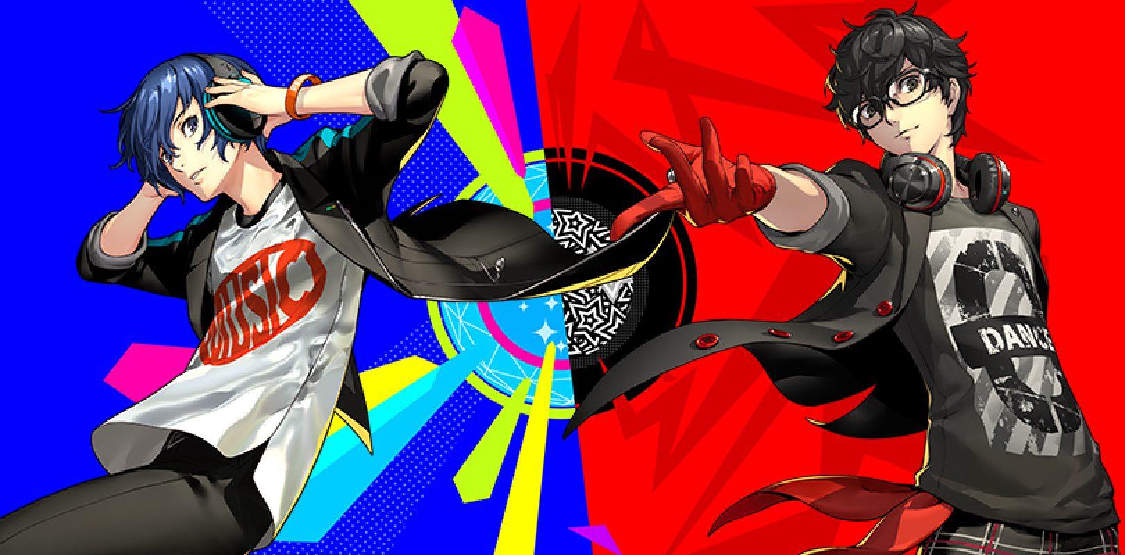 Persona 3: Dancing in Moonlight / Persona 5: Dancing in Starlight