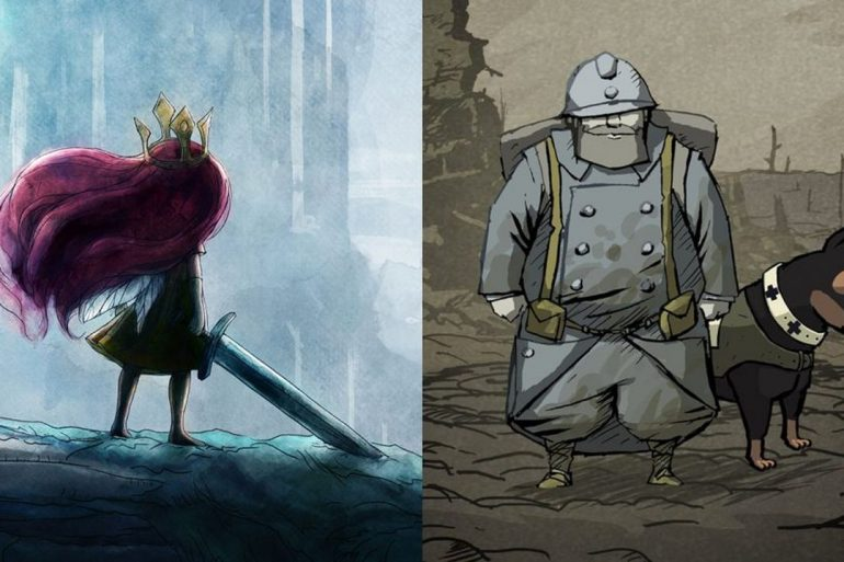 Child of Light - Valiant Hearts