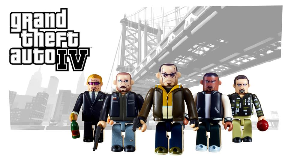 GTA IV - Set Kubrick