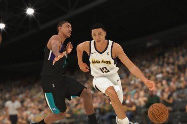NBA 2K19: The Way Back