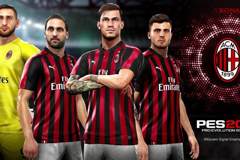 PES 2019 - Milan