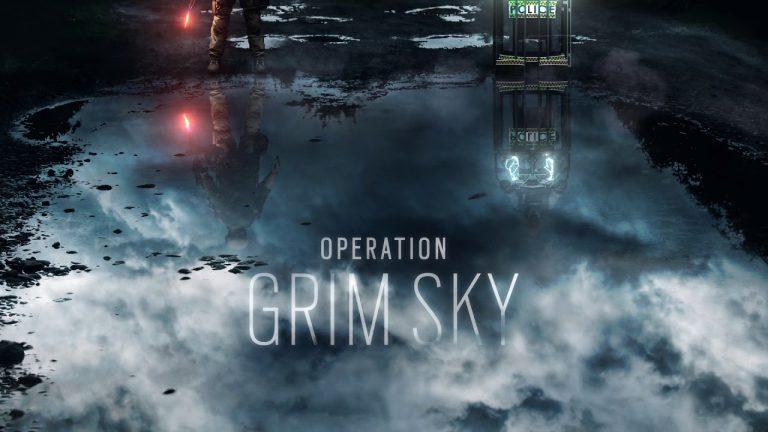 Rainbow Six Siege - Operation Grim Sky