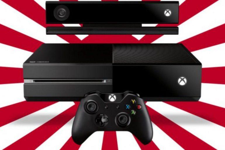 Xbox One - Giappone