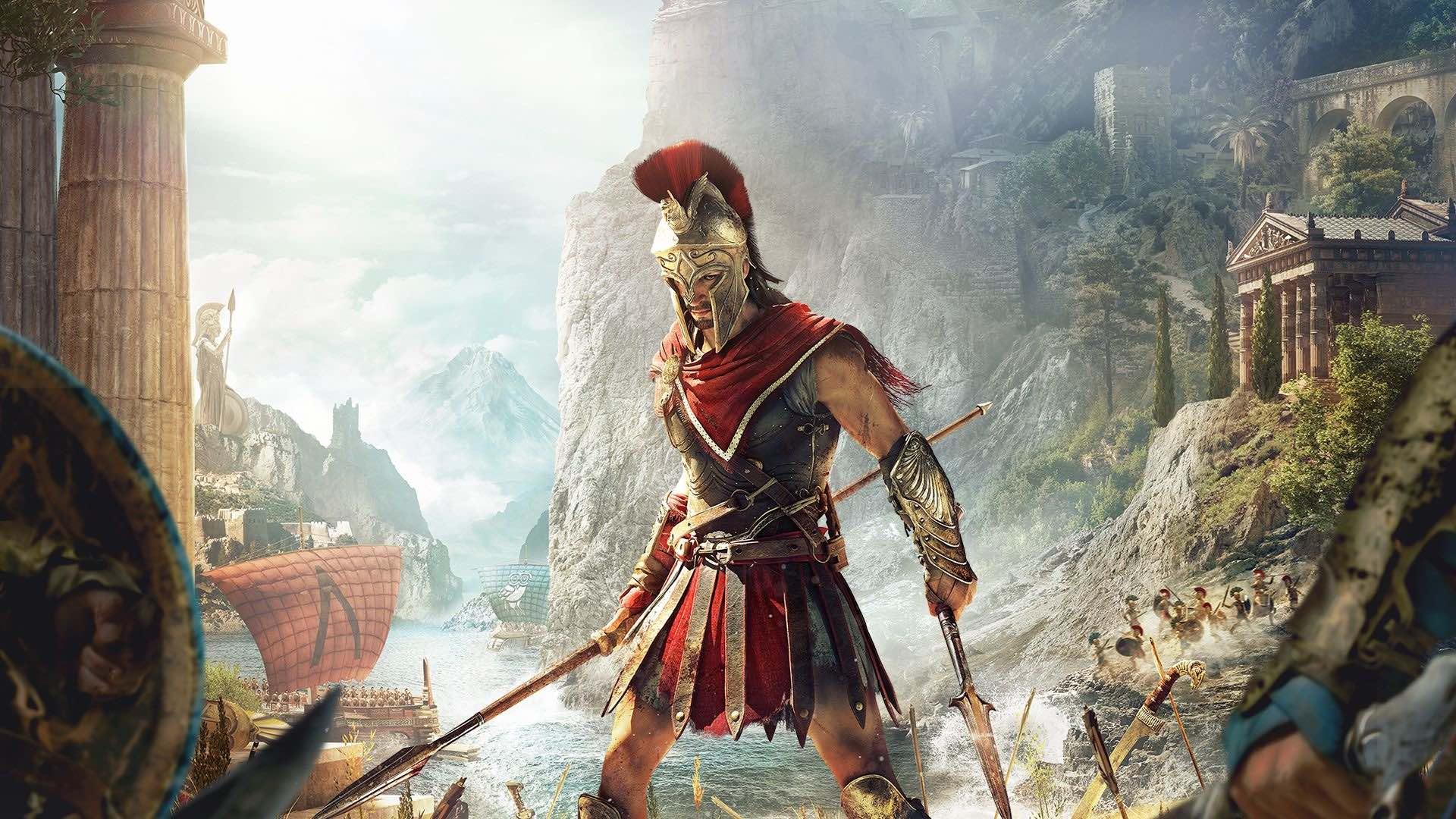 Assassins Creed Odyssey, il videogame per le appassionate di viaggi impallinate con Alberto Angela forecast