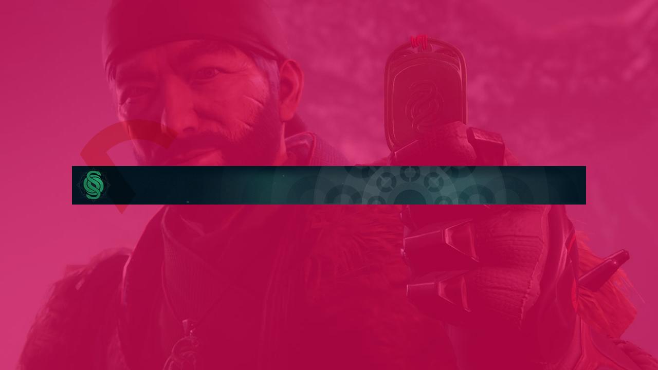 Destiny 2: I Rinnegati - Emblema Baracca e Burattini