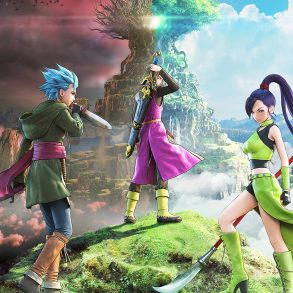 Dragon Quest: XI Echi di un'Era Perduta