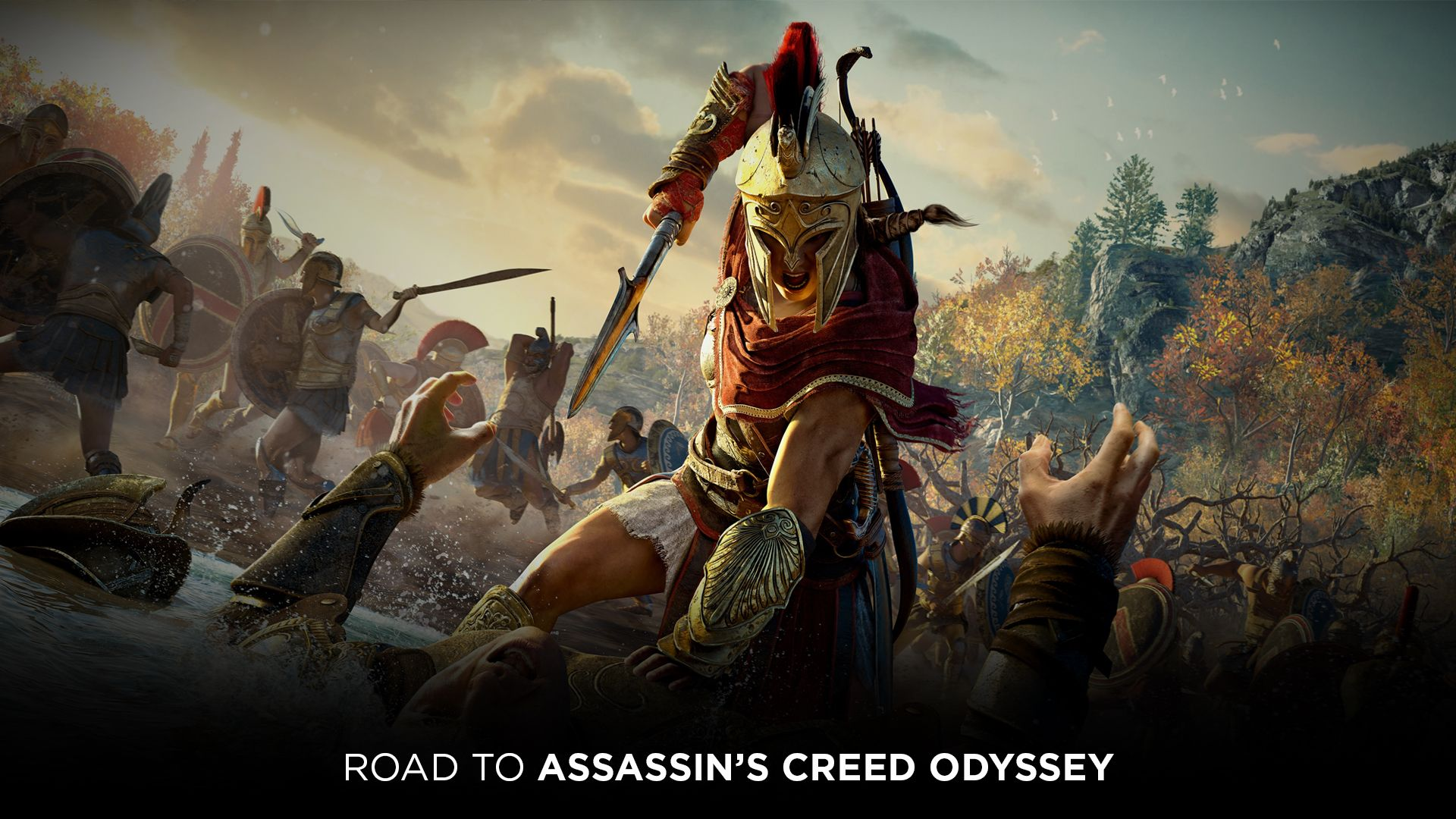 Road to Assassin's Creed Odyssey