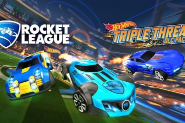 Rocket League - Hot Wheels Triple Threat DLC Pack
