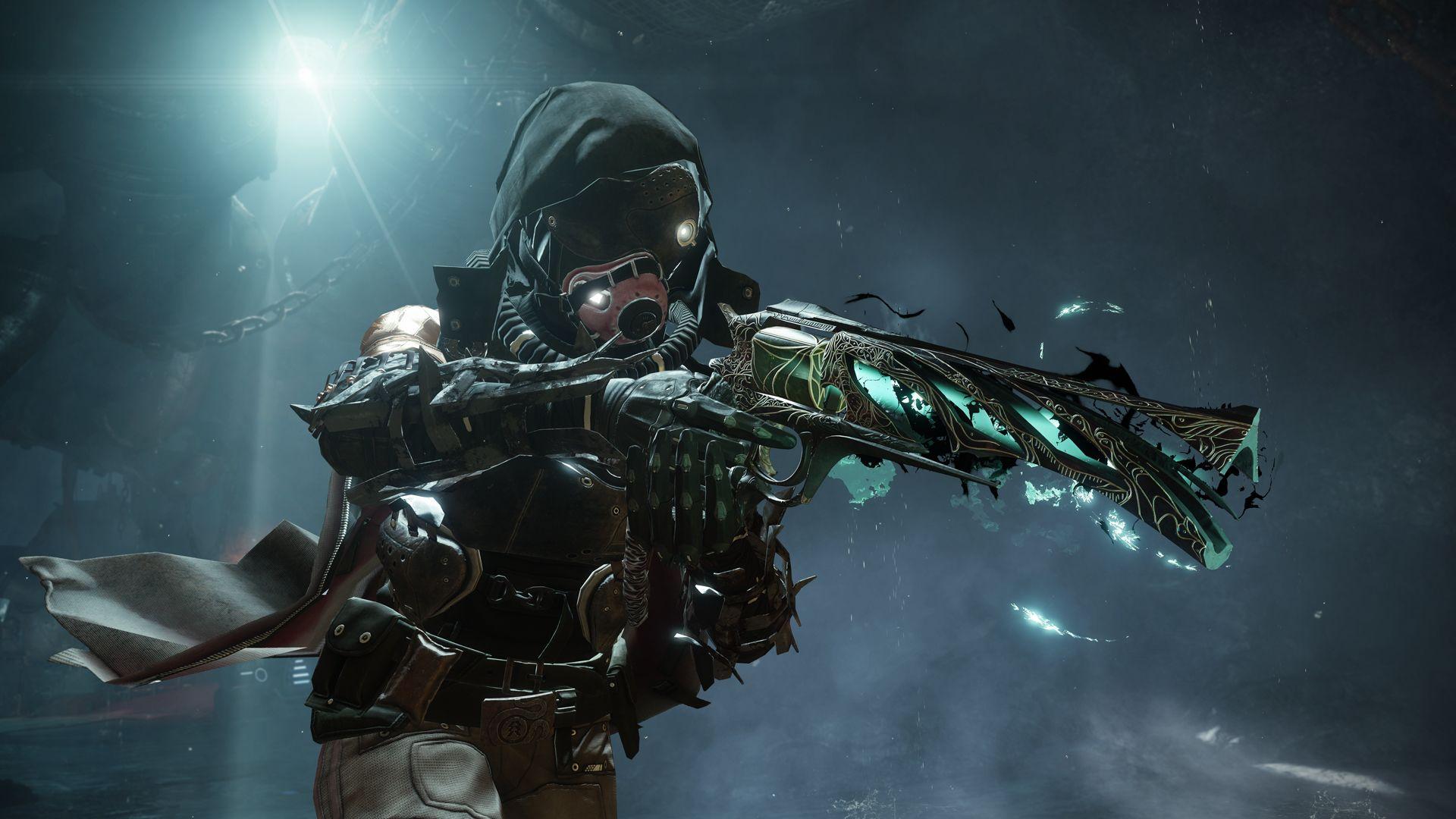 Destiny 2: I Rinnegati, come ottenere l'arma esotica Cattiva Condotta