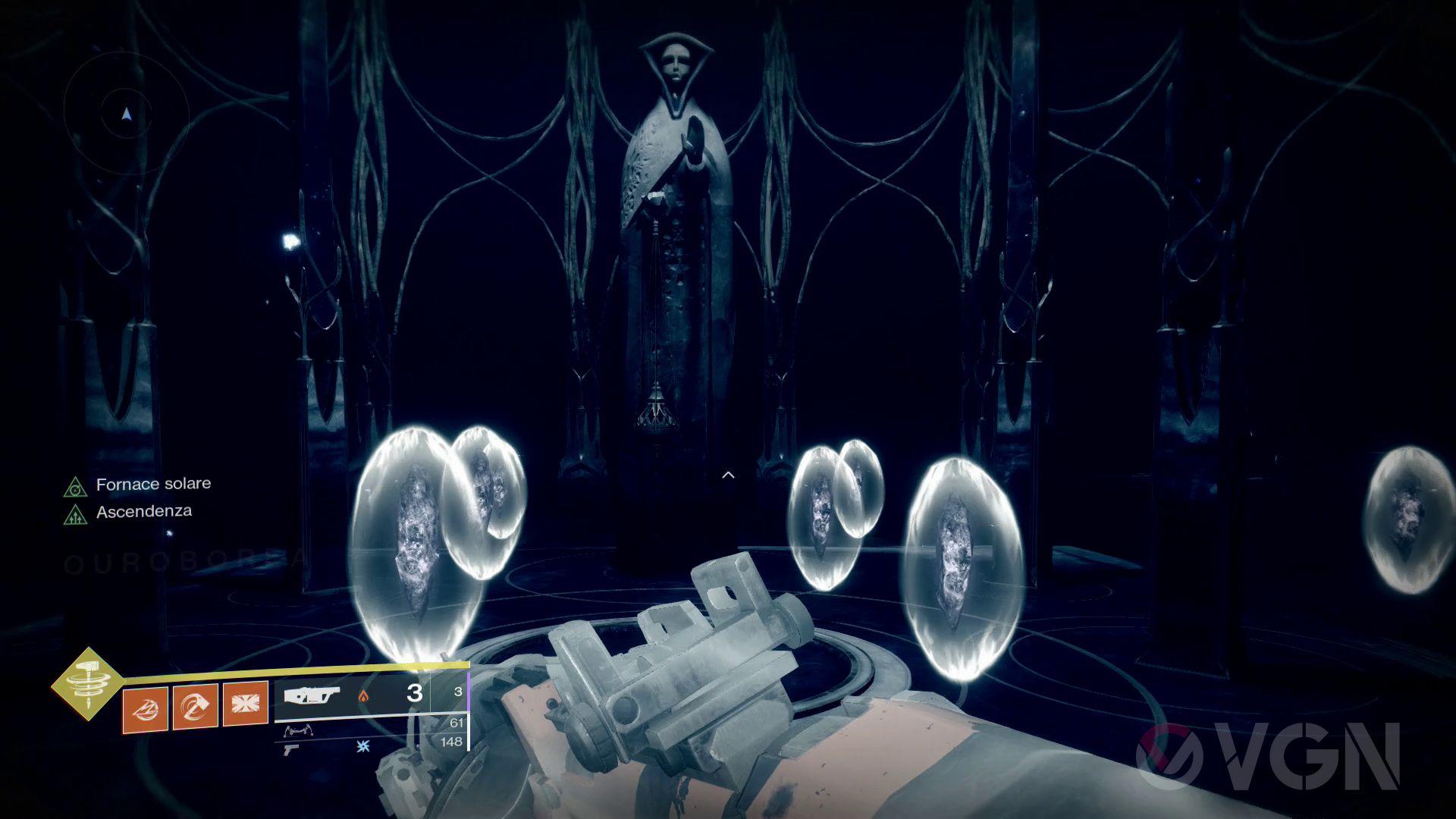 Destiny 2: I Rinnegati, come superare la Sfida Ascendente della settimana 1