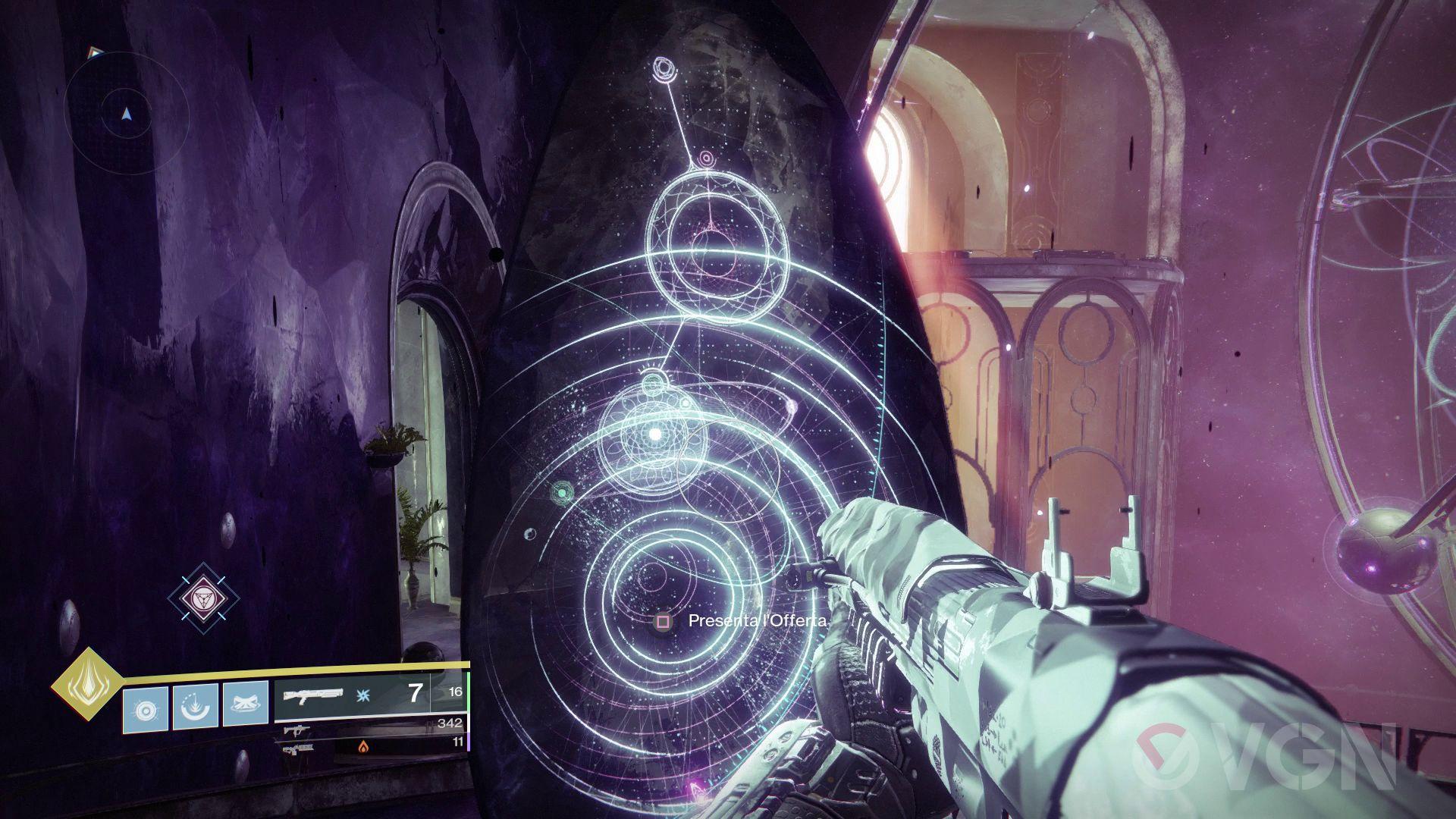 Destiny 2: I Rinnegati - Offerta per l'Oracolo