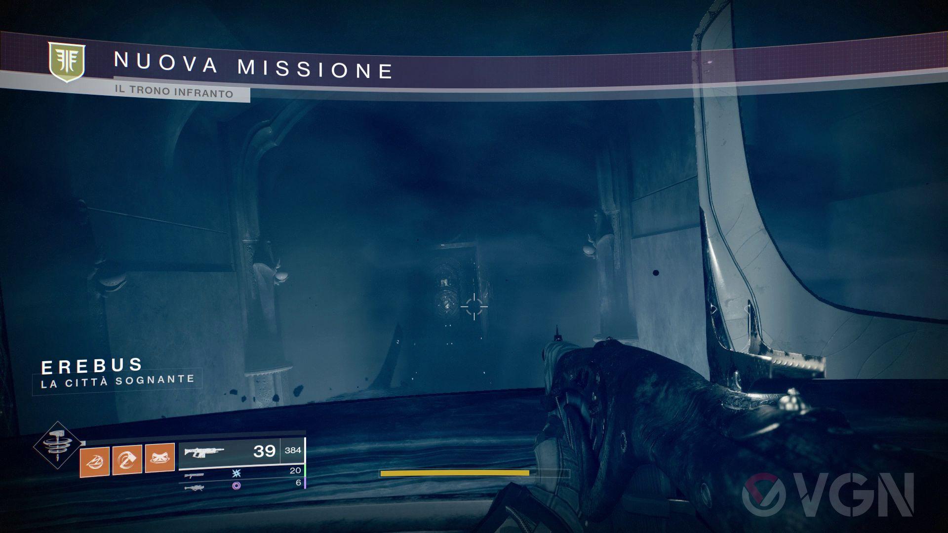 Destiny 2: I Rinnegati, come accedere al dungeon Il Trono Infranto