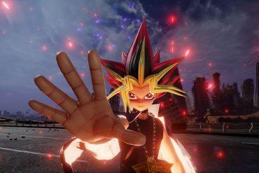 Jump Force - Yu-Gi-Oh!