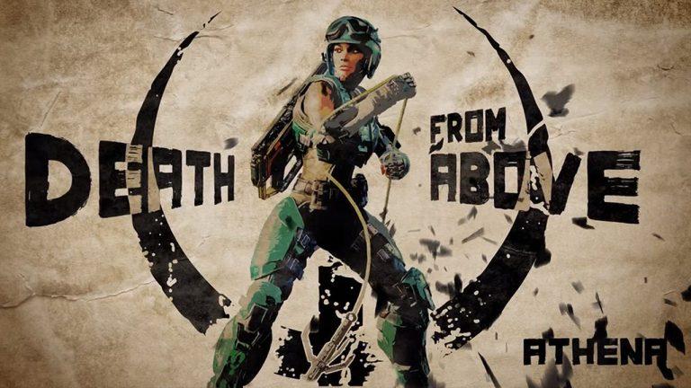 Quake Champions - Athena