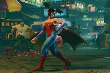 Street Fighter V - Darkstalkers