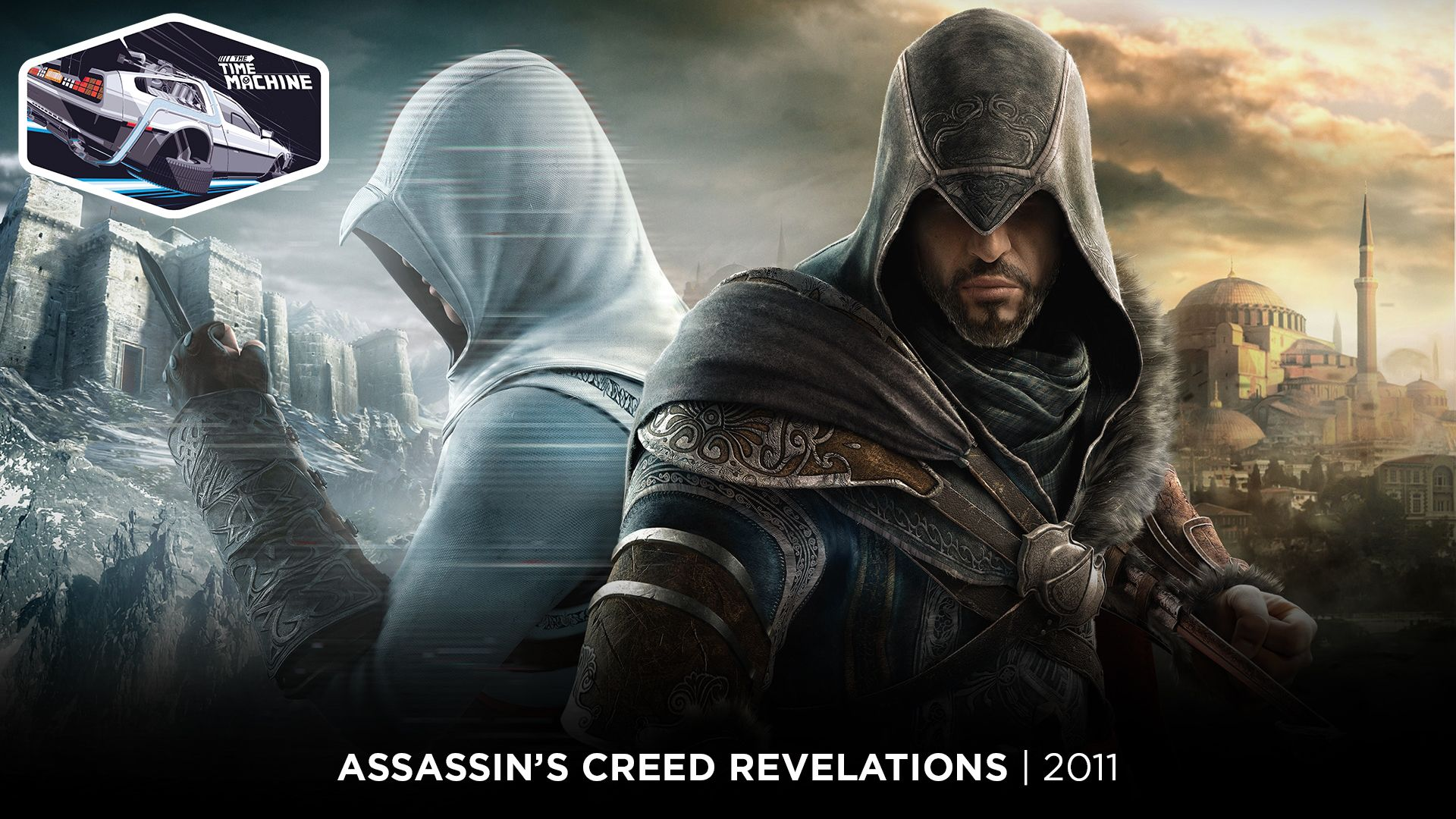 The Time Machine - Assassin's Creed Revelations