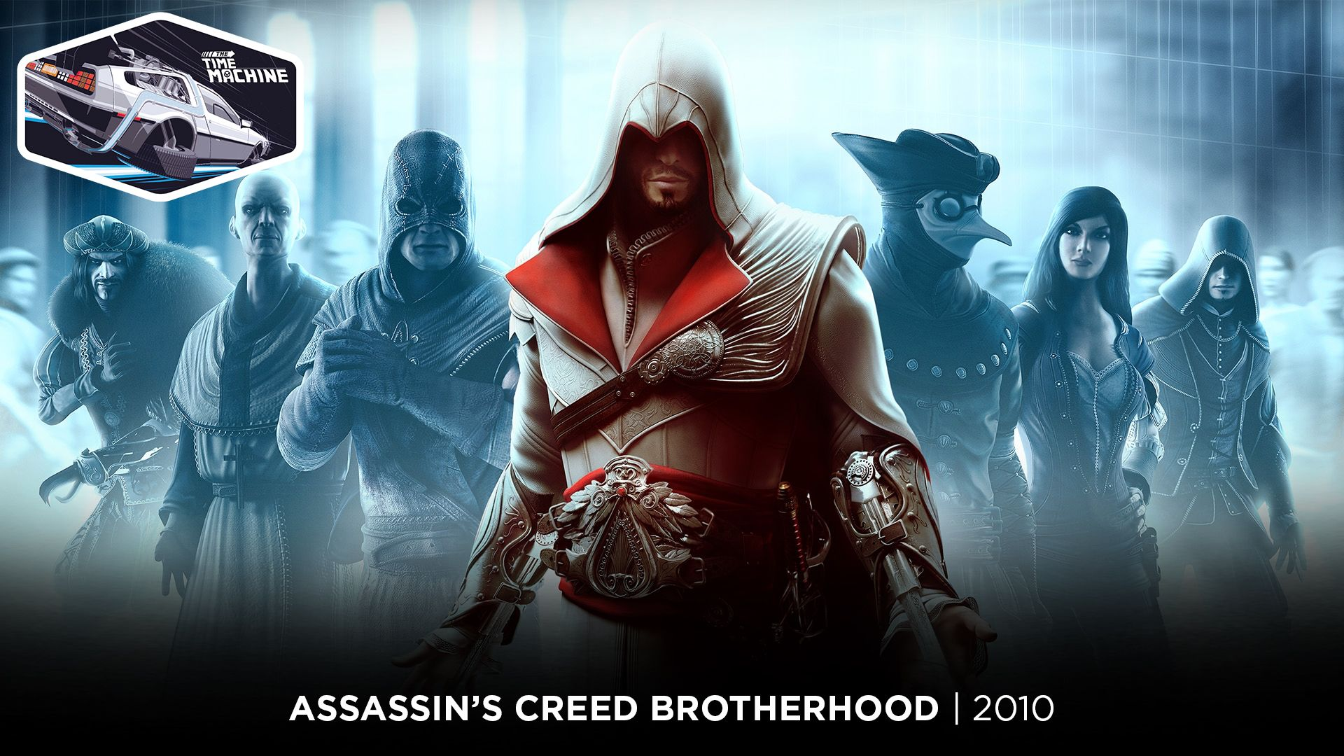 The Time Machine - Assassin's Creed Brotherhood
