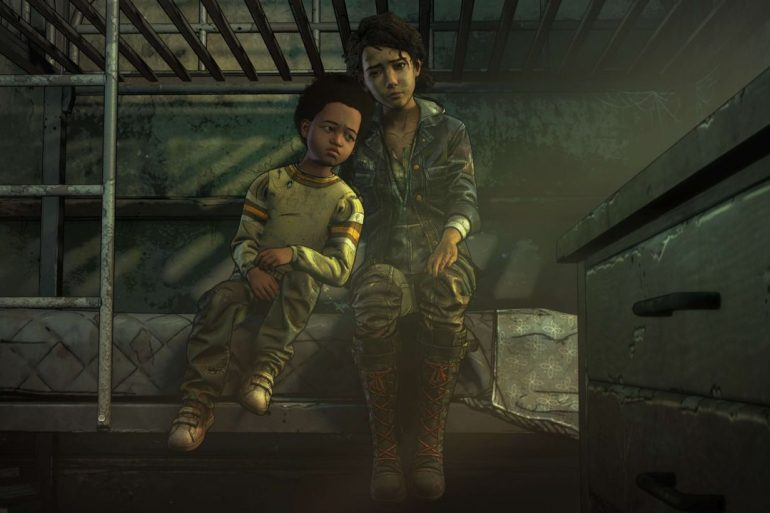 The Walking Dead: The Final Season - Bambini perduti