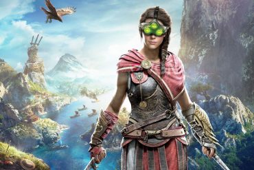 Assassins Creed Odyssey - L'easter egg di Splinter Cell