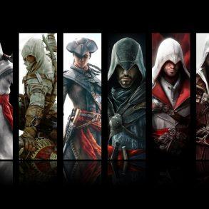 I protagonisti di Assassin's Creed