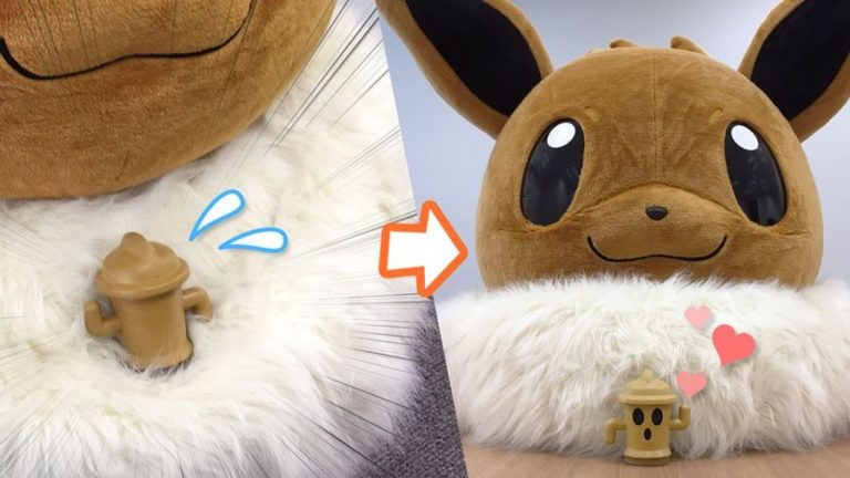 Animal Crossing: Pocket Camp - Eevee