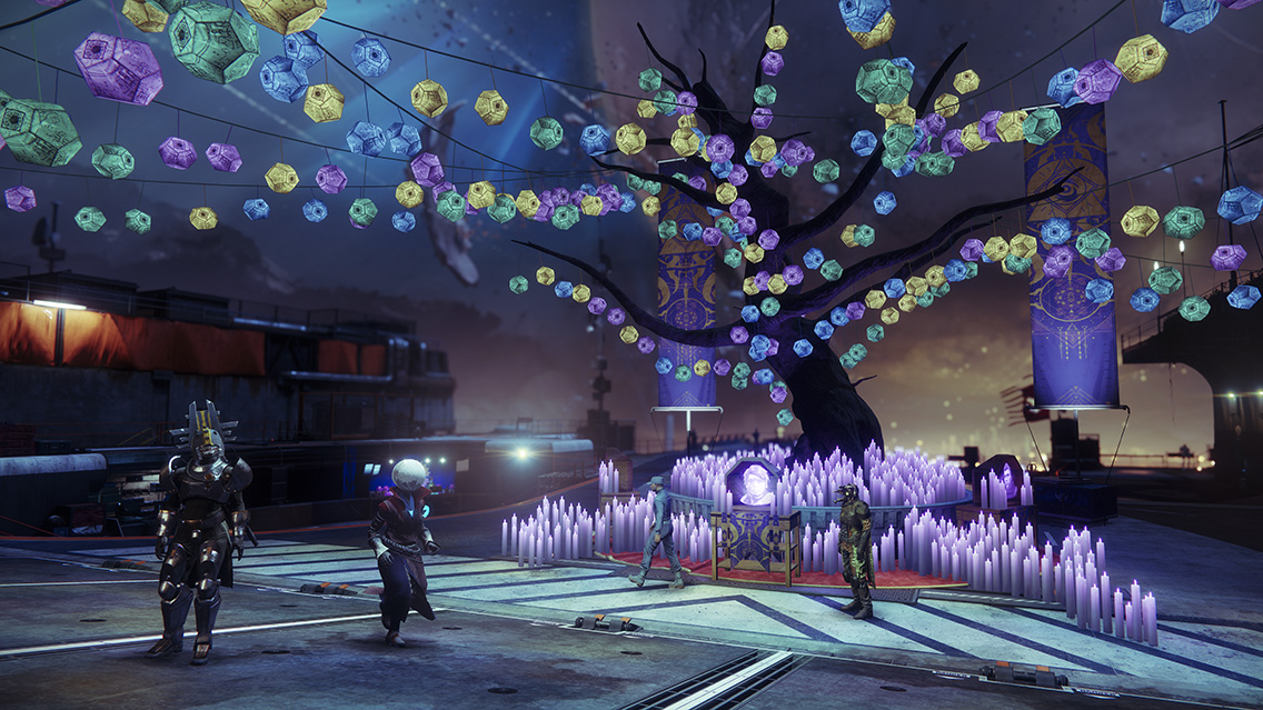 Destiny 2: Festa delle Anime Perdute