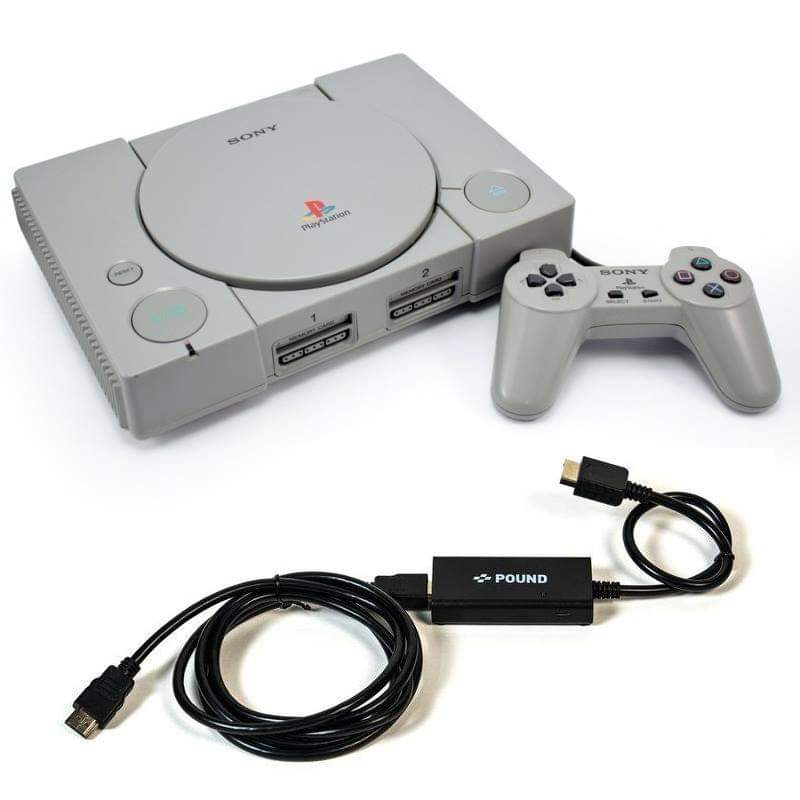 Cavo HDMI PS1 - PS2