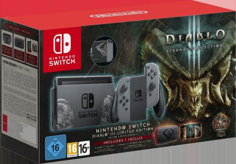 Nintendo Switch - Diablo III