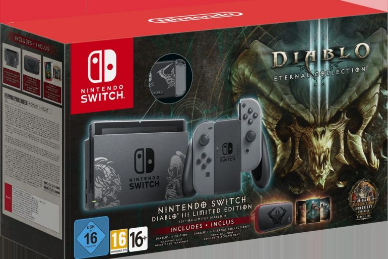 Nintendo Switch - Diablo III