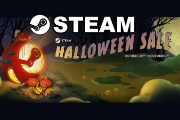 Steam - Halloween 2018