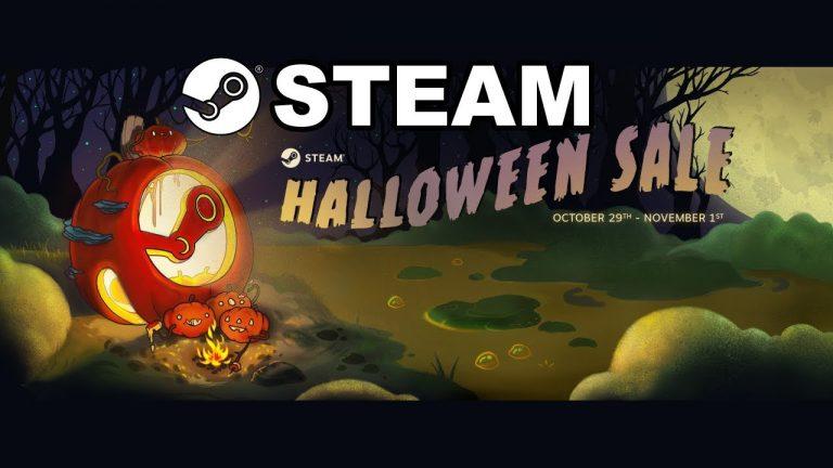 Steam - Halloween 2018
